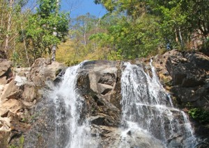 Koh Chang Waterfall