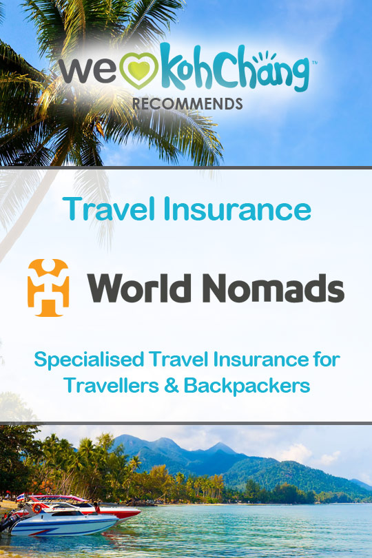 recommended travel insurance